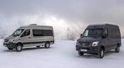 Essai Mercedes Benz Sprinter Van 319 BlueTec 4x4