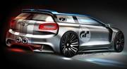Mini Clubman Vision Gran Turismo : 1res images en fuite