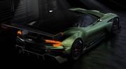 Aston Martin Vulcan : symphonie sur piste