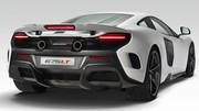 McLaren 675LT : La piste en tête
