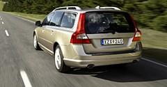 Nouveau Volvo V70 : du coffre et du style