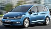 Volkswagen Touran : de l'espace à revendre