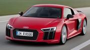 Audi R8 : toujours plus high-tech