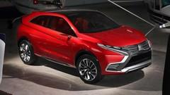 Mitsubishi Concept XR-PHEV II, revirement réaliste