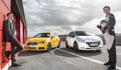 Essai Audi S1 vs Peugeot 208 GTi 30th : duel de caractères