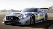 Nouvelles images officielles pour la Mercedes-AMG GT3