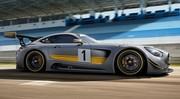 Voici la féroce Mercedes AMG GT3