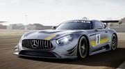 Mercedes-AMG GT3 : le V8 6.2 atmo de retour