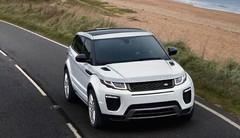 Le Range Rover Evoque reçoit son premier facelift