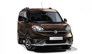 Fiat Doblò Trekking, à traction améliorée