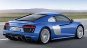 Nouvelle Audi R8 : jusqu'à 610 ch !