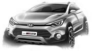 Hyundai : i20 Active, 1ères images
