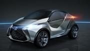 Lexus LF-SA, celle qui rend la i3 timide