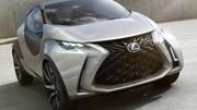 Le Concept LF-SA de Lexus déjà en images