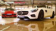 Emission Automoto : AMG GT vs 911; Vitara; XC90