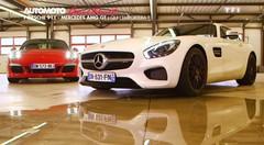 Emission Automoto : AMG GT vs 911; Vitara; XC90
