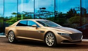 Aston Martin : la Lagonda Taraf à la conquête de l'Europe