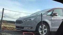 Le Ford Galaxy 2015 débusqué !