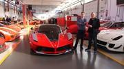 Emission Turbo : Musée Ferrari, XC90, C4 vs 308