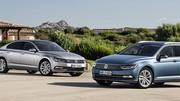 Volkswagen Passat, élue Voiture de l'Année 2015