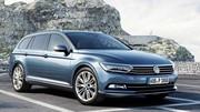 Volkswagen Passat : Voiture de l'Année 2015