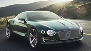 Bentley EXP 10 Speed 6 : Petite-fille du Mans