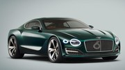 Bentley EXP-10 Speed 6 : la F-Type de Crewe