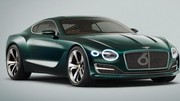 Bentley EXP 10 Speed 6 : Continental GT en réduction