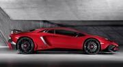 Lamborghini Aventador LP 750-4 SV : Superveloce pour super rapide !
