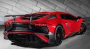 Lamborghini Aventador LP750-4 Superveloce, tout est dit