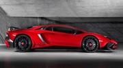 Lamborghini Aventador LP750-4 Superveloce (SV)