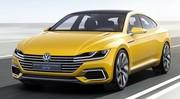Volkswagen Sport Coupé Concept GTE : CC comme concept courageux
