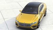 SalonSport Coupé Concept GTE, calandre du futur