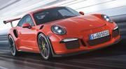 Porsche 911 GT3 RS, la plus pistarde