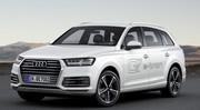 Audi Q7 e-tron quattro (2015) : premières photos officielles