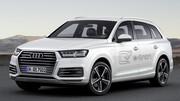 Audi Q7 e-Tron 3.0 TDI Quattro : Gargantua se serre la ceinture