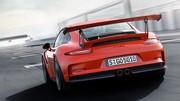 Porsche 911 GT3 RS, toujours plus loin
