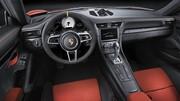 Porsche 911 GT3 RS 2015 : 500 ch !