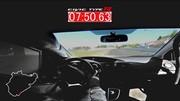Record pour la Honda Civic Type R sur le Nürburgring