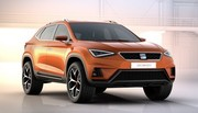 Seat 20V20 Concept : bientôt un SUV hybride à Martorell ?