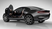 Aston Martin DBX : un crossover 100% électrique