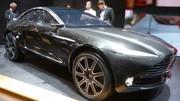 DBX, la surprise Aston Martin