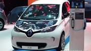240 km d'autonomie pour la Renault Zoé