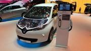 Renault Zoé 2015 : Regain d'autonomie pour l'électrique
