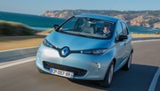 Renault Zoé (2015) : plus d'autonomie pour la Renault électrique