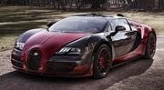 Bugatti Veyron « La Finale » : l'ultime exemplaire