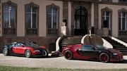 Bugatti Veyron La Finale : Première pour la dernière