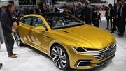 Volkswagen Sport Coupé GTE concept : l'avenir