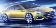 La Volkswagen Passat se décline en coupé 4-portes
