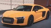 Audi R8, une seconde génération toute en puissance